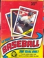 1988 O-Pee-Chee Baseball Wax Box