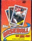 1988 Topps Baseball Wax Box