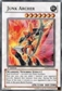 Yu-Gi-Oh Yusei 2 Single Junk Archer Ultra Rare (DP09-EN016)
