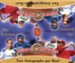 2010 Upper Deck World of Sports Hobby Box