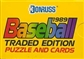 1989 Donruss Traded Baseball Factory Set (Yellow Box)