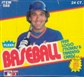 1989 Fleer Baseball Cello Box