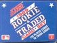 1989 Score Rookie & Traded Baseball Factory Set