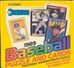 1989 Donruss Baseball Super Cello Box