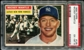 1956 Topps Baseball #135 Mickey Mantle PSA 6 (EX-MT) *9628