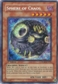 Yu-Gi-Oh Raging Battle Single Sphere of Chaos Secret Rare