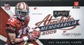 2009 Playoff Absolute Memorabilia Football 8-Pack Box