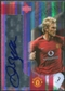 2003 Upper Deck Manchester United Playmaker Signatures #DB David Beckham