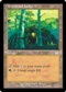 Magic the Gathering Onslaught Single Wirewood Lodge Foil