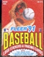 1991 Fleer Baseball Wax Box