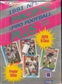 1991 Pacific Plus Series 1 Football Wax Box