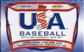 2010 Topps USA Baseball Team Factory Set (Box)