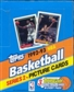 1992/93 Topps Series 2 Basketball Rack Box