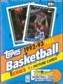 1992/93 Topps Series 1 Basketball Hobby Box