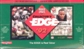 1992 Collector's Edge Rookie Update Football Wax Box
