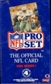1992 Pro Set Series 1 Football Hobby Box
