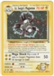 Pokemon Gym Heroes Single Lt. Surge's Magneton 8/132