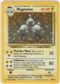 Pokemon Base Set 1 Single Magneton 9/102