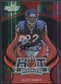 2008 Select Hot Rookies Autographs Red Zone #21 Matt Forte 20/25