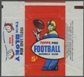 1957 Topps Football Wrapper (5 cents)