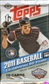 2011 Topps Series 2 Baseball Hobby Pack