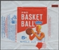 1961/62 Fleer Basketball Wrapper (Science Kit Side Panel)