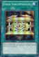 Yu-Gi-Oh Duelist Revolution Single Gold Sarcophagus Super Rare