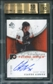 2008/09 Upper Deck SP Authentic #237 Claude Giroux Auto RC BGS 10 Pristine