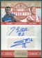 2010/11 Timeless Treasures NBA Apprentice Signatures John Wall Evan Turner /25