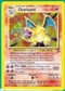 Pokemon Base Set 2 Single Charizard 4/130 LIGHT PLAY