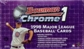 1998 Bowman Chrome Series 1 Baseball Hobby Box