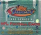 1998 Topps Finest Series 1 Football Hobby Box