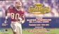 1998 Topps Gold Label Football Retail Box
