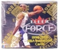 1999/00 Fleer Force Basketball Hobby Box