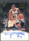 1999/00 Topps Gallery Autographs #TD Tim Duncan