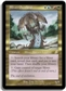 Magic the Gathering Scourge Single Sliver Overlord Foil NEAR MINT