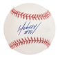 Jose Abreu Autographed Chicago White Sox Official MLB Baseball (PSA)