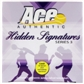 2010 Ace Authentic Hidden Signatures Series 3 Tennis Hobby Box