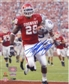 Adrian Peterson Autographed Oklahoma Sooners 8x10 Football Photo