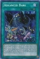 Yu-Gi-Oh Return of the Duelist Single Advanced Dark Secret Rare