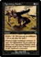 Magic the Gathering Invasion Single Agonizing Demise FOIL