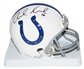 Andrew Luck Autographed Indianapolis Colts Mini Helmet (Panini Authentics)