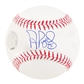 Albert Pujols Autographed Official Major League Baseball (AP5 COA)