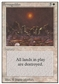 Magic the Gathering Unlimited Single Armageddon - NEAR MINT (NM)