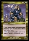 Magic the Gathering Invasion Single Armored Guardian Foil