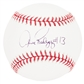 Alex Rodriguez Autographed New York Yankees Official MLB Baseball Graded 9 (PSA)