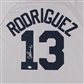 Alex Rodriguez Autographed New York Yankees Grey Baseball Jersey (AROD COA)