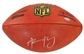 Aaron Rodgers Autographed NFL Authentic Football (Steiner)