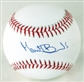 Manny Banuelos New York Yankees Autographed Official Major League Baseball