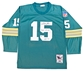 "Bart Starr Autographed Green Bay Packers Throwback Jersey w/""MVP & HOF"" Inscriptions (TriStar)"